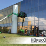 Free Church with Huper Optik Exterior tint