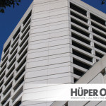 Bank of America with Huper Optik Window Tint